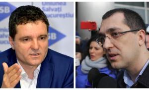 Ce va alege alianța USR-PLUS. Nicușor Dan sau Vlad Voiculescu