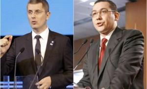 Albă ca Zăpada. Dan Barna și Victor Ponta