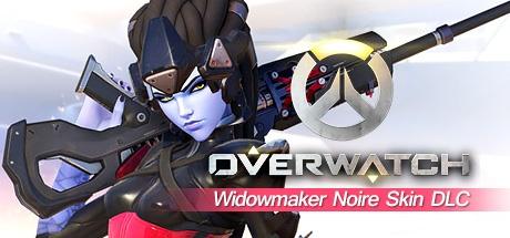 Overwatch Widowmaker Noire Skin DLC On Battlenet PC