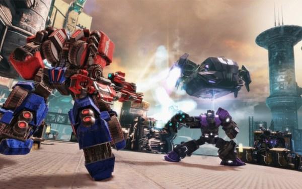 Buy Transformers: Fall of Cybertron Steam PC - CD Key ...