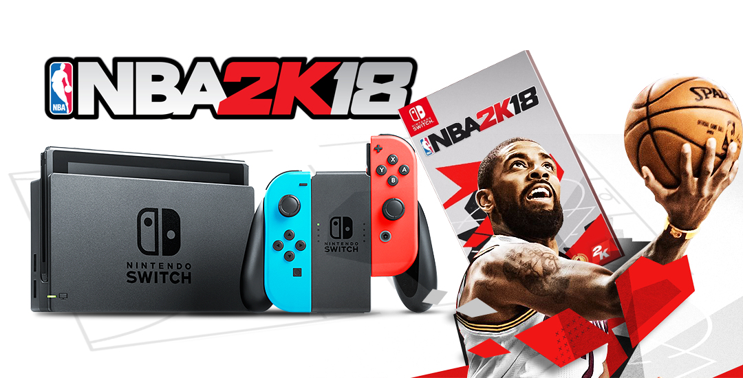NBA 2K18 On Nintendo Switch Gives The Feel Of Ps4 And Xbox One