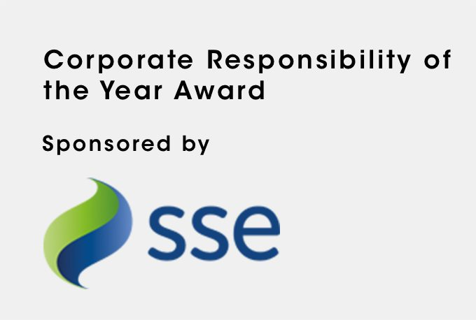 Corporate Responsibility of the Year Award image