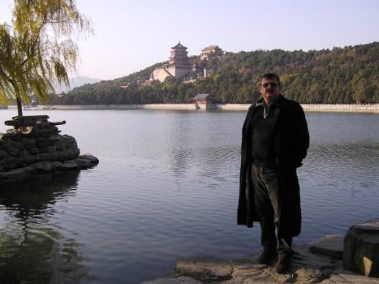 V letnom paláci v Pekingu