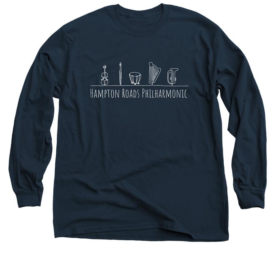 Merchandise - Classic Long Sleeve Tee