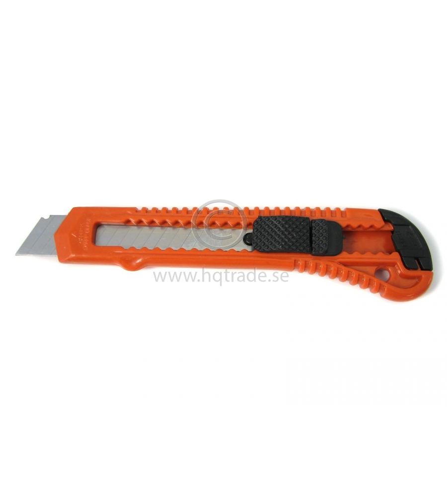 Orange box cutter - Import & manufacture for promotional ...