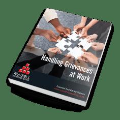 Handling Grievances at Work