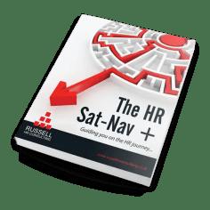 The HR Sat Nav+