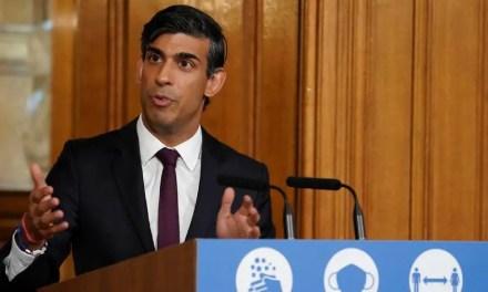 "Sunak should begin to ""wean economy"" off furlough scheme, say IFS"