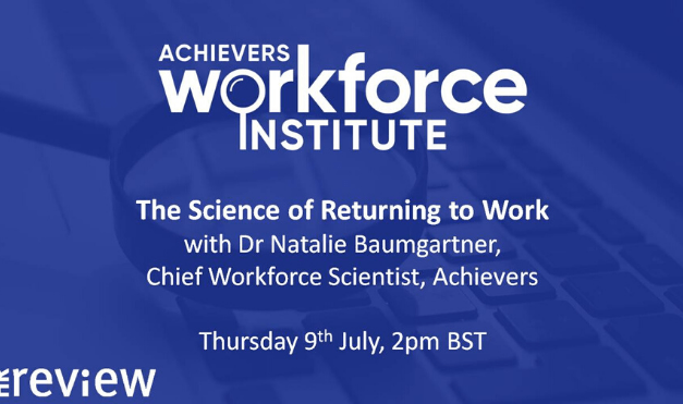 The Science of a Successful Return to Work – 09/07/2020