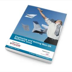 Employing and Vetting Non-UK Nationals 2009 - Documentation