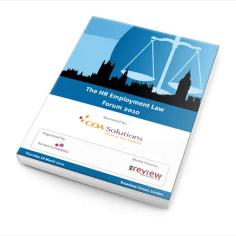 The HR Employment Law Forum 2010