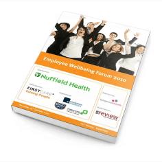 Employee Wellbeing Forum 2010 - Documentation