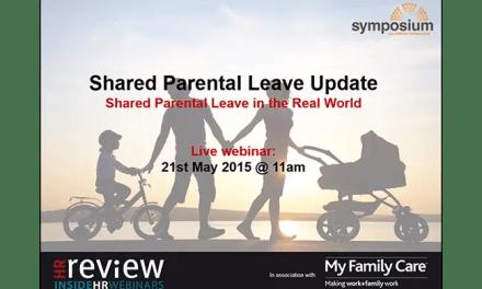 InsideHR: Shared parental leave update