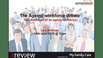 The UK's Ageing Workforce Debate
