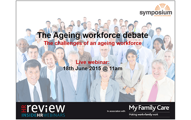 InsideHR: The UK's Ageing Workforce