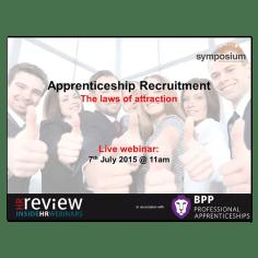 InsideHR: Apprenticeship Recruitment