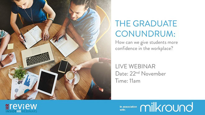 The Graduate Conundrum: boosting graduate confidence in the workplace 22/11/2018