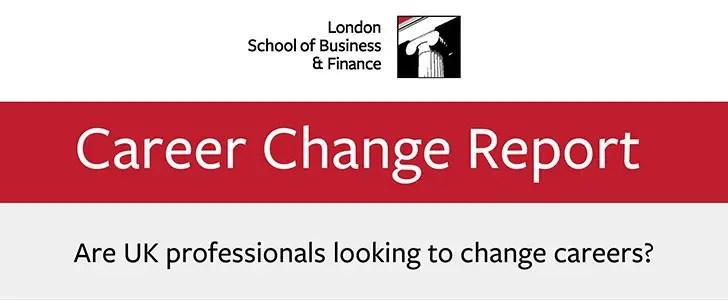 Infographic: Career change statistics