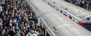 Commuting crisis can be combatted by different forms of working