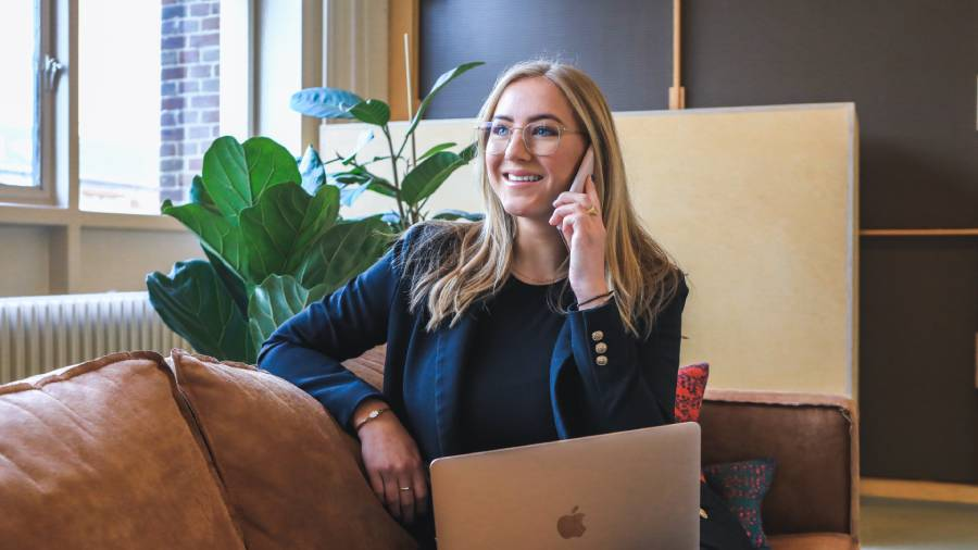 What are the top 10 locations in the UK for women to work in?