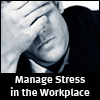 Special 10% discount to attend the Manage Stress in the Workplace training event