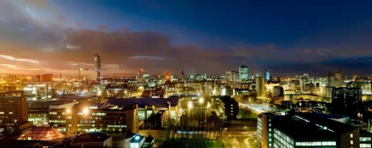 top UK cities for hiring in June