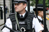 Police supers talk tough over pensions
