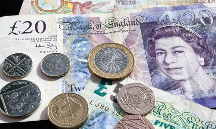 Average pay is rising year-on-year
