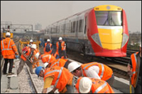 Government to veto Network Rail payout
