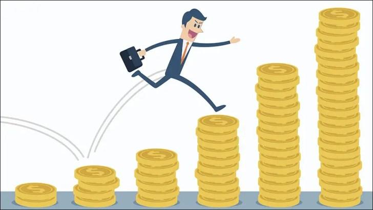 UK salaries set to rise in 2019