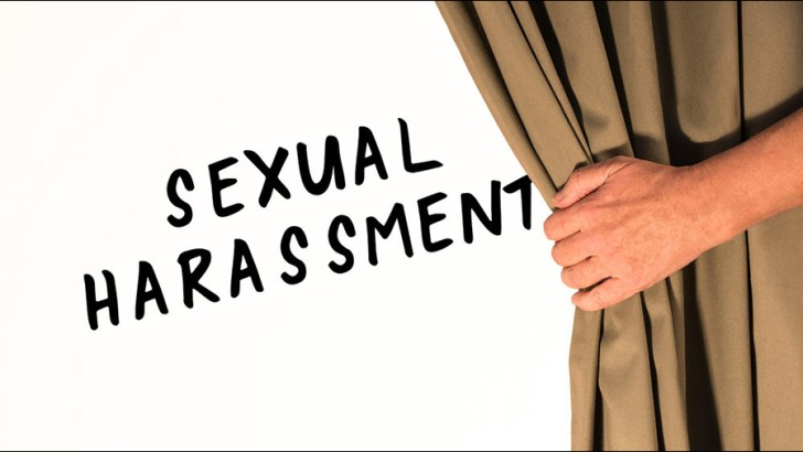 Government to launch code of practice to tackle sexual harassment in the workplace