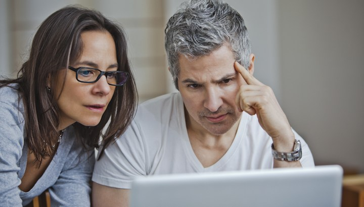 Women aged 45-54 suffer more stress and depression than all other age groups