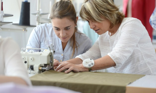 Sue Husband: Five reasons to take on a trainee
