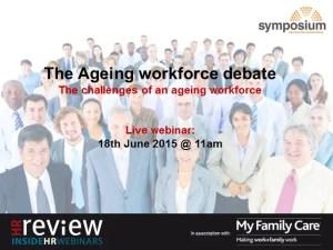 The Uks ageing workforce debate