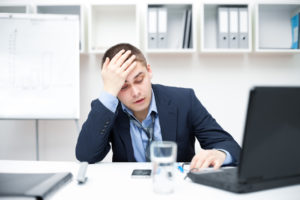 Two-fifths of UK employees at 'breaking point'