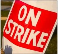 Royal Mail and BBC staff threaten strikes