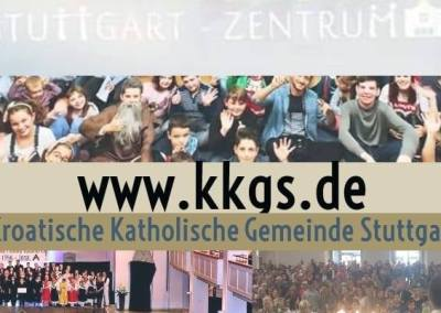 Hrvatska katolička misija Stuttgart Zentrum