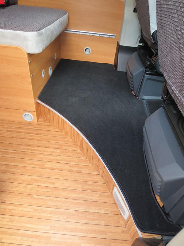 Fiat Ducato Wohnmobil Teppich