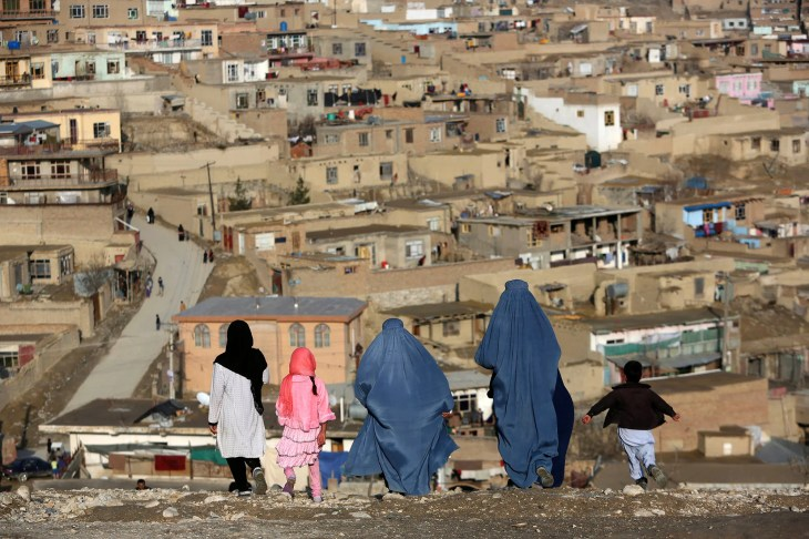 Doing Human Rights in Afghanistan Right this Time | Human Rights Watch