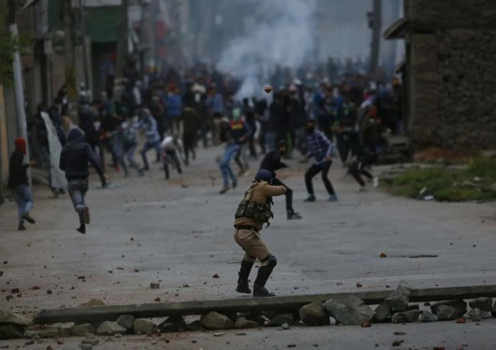 India: Stop Using Pellet-Firing Shotguns in Kashmir