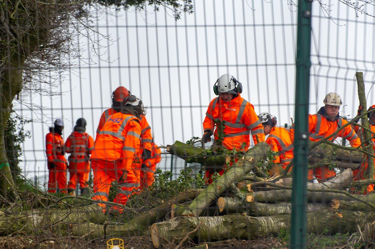 High Court Judge grants permission for HS2 to destroy Jones Hill Wood in shocking U-turn.