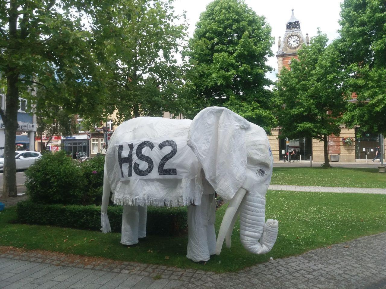 """The """"green"""" case for HS2 – poor research and the romance of big promises"""