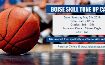 New – Skill Tune Up Camp This Saturday!