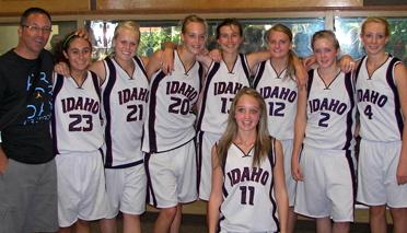 Non-Profits Unite:  HSBCAMPS & Idaho Flash Solidify Partnership For Better Basketball Communities