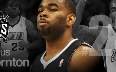 Sacramento King's Marcus Thornton To Headline HSBCAMPS Hailey Summer Staff 2013!