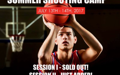 2nd Summer Shooting Camp Session Just Added!