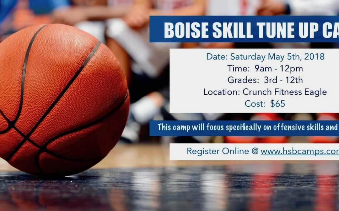 New – Boise Skill Tune Up Camp!