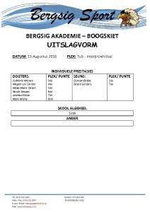 thumbnail of BS010Bo – Uitslagvorm Boogskiet 13 Augustus 2016