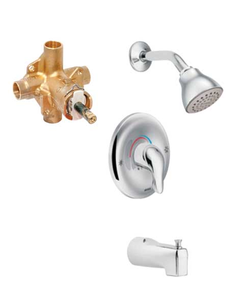 Single Handle Tub And Shower Cartridge Part