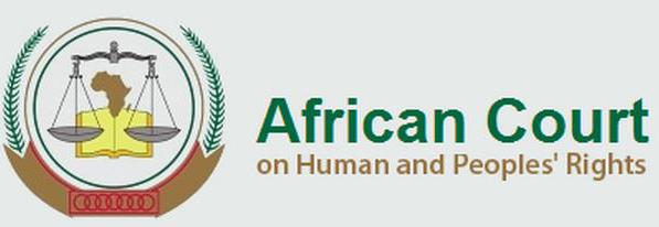 Résultats de recherche d'images pour «The African Court on Human and Peoples' Rights logo»